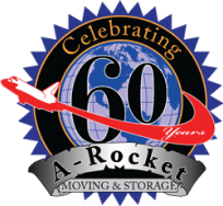 A-Rocket Moving & Storage Inc. Celebrates 60th Anniversary